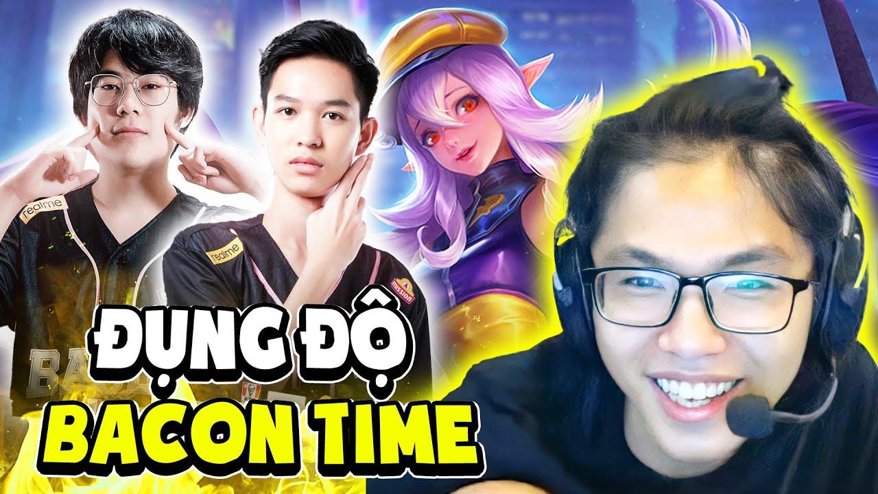 Lai Bâng Cùng Top 1 Thách Đấu Thái Lan Đụng Độ Getsrch Và Kimsensei Của Bacon Time