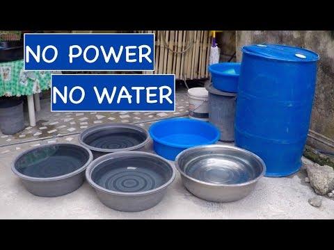 El Niño - Punching below the belt - Double whammy! - Cebu City - Philippine daily life