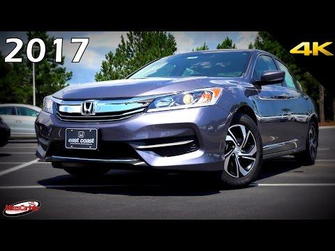 2017 Honda Accord LX - Ultimate In-Depth Look in 4K