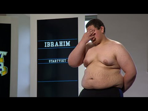 Yngsta deltagaren i Biggest losers historia - Biggest loser (TV4)