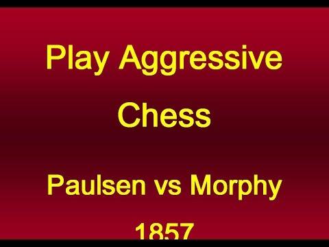 Louis Paulsen vs Paul Morphy - New York 1857