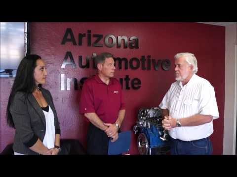 Arizona Automotive Institute - Mayor's Business of the Week