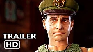 WELCOME TO MARWEN Trailer # 3 (2018) Steve Carell, Robert Zemeckis Movie HD