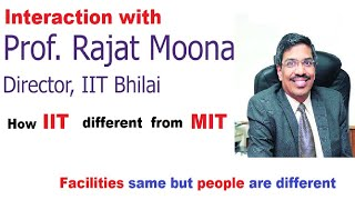 Director IIT Bhilai | Options after MS and PhD | Visionaries | Motivational Video | Prof Rajat Moona