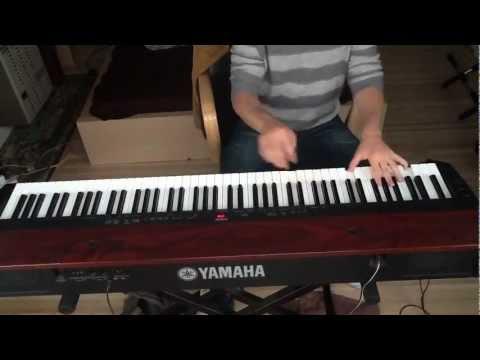 Opeth - Blackwater Park (song) (piano)