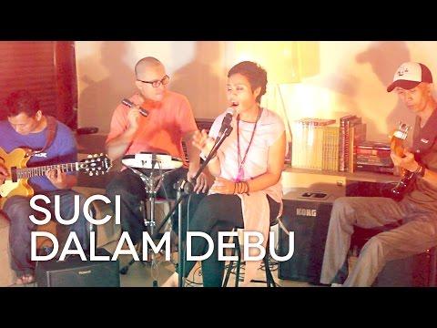 Suci Dalam Debu - Iklim (Live Acoustic Cover) by adQustik