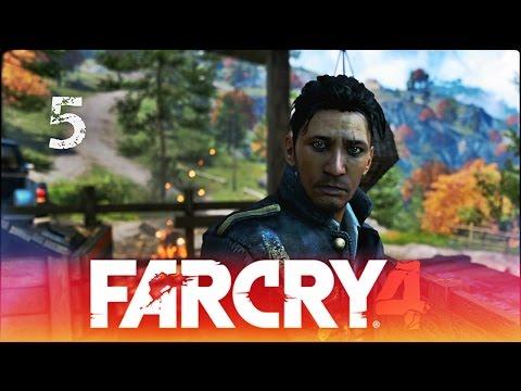 Прохождение Far Cry 4 (PS4) — Часть 5: Охотник или жертва