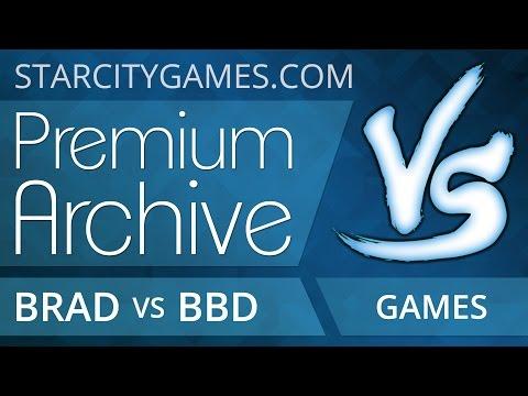 8/5/15 - Brad Nelson (Aggro Loam) vs Brian Braun-Duin (Miracles)