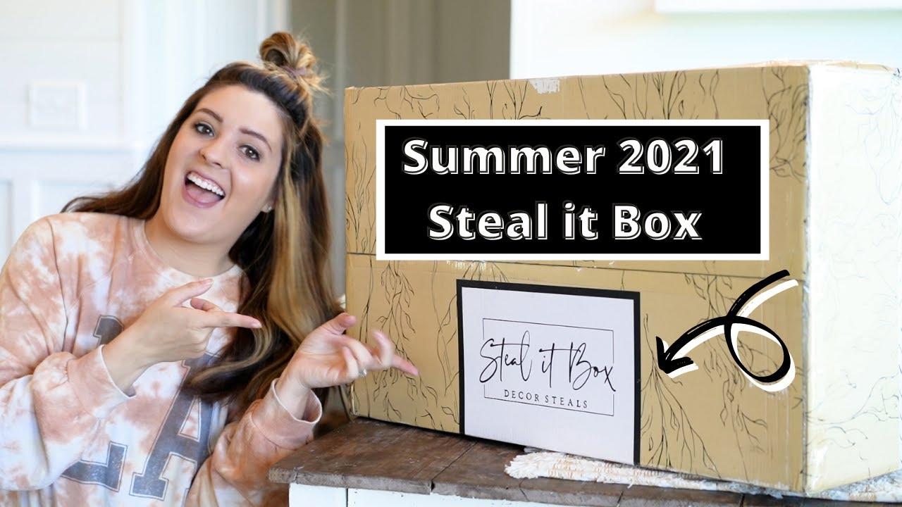 Summer Farmhouse Steal it Box by Décor Steals