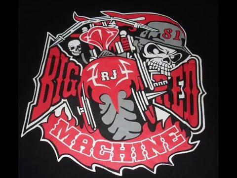 CAMISETAS BIG RED MACHINE