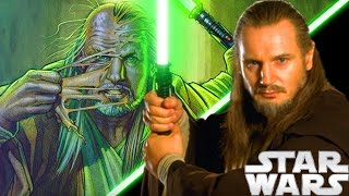 12 Interesting Facts About Qui Gon Jinn - Star Wars Explained