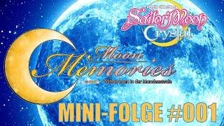 MINI-FOLGE #001 Sailor Moon Crystal Stimmenvergleich Deutsch / Japanisch