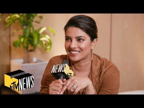 Priyanka Chopra Jonas on 'The Sky Is Pink' & Wanting Superpowers   TIFF 2019   MTV News Mp3