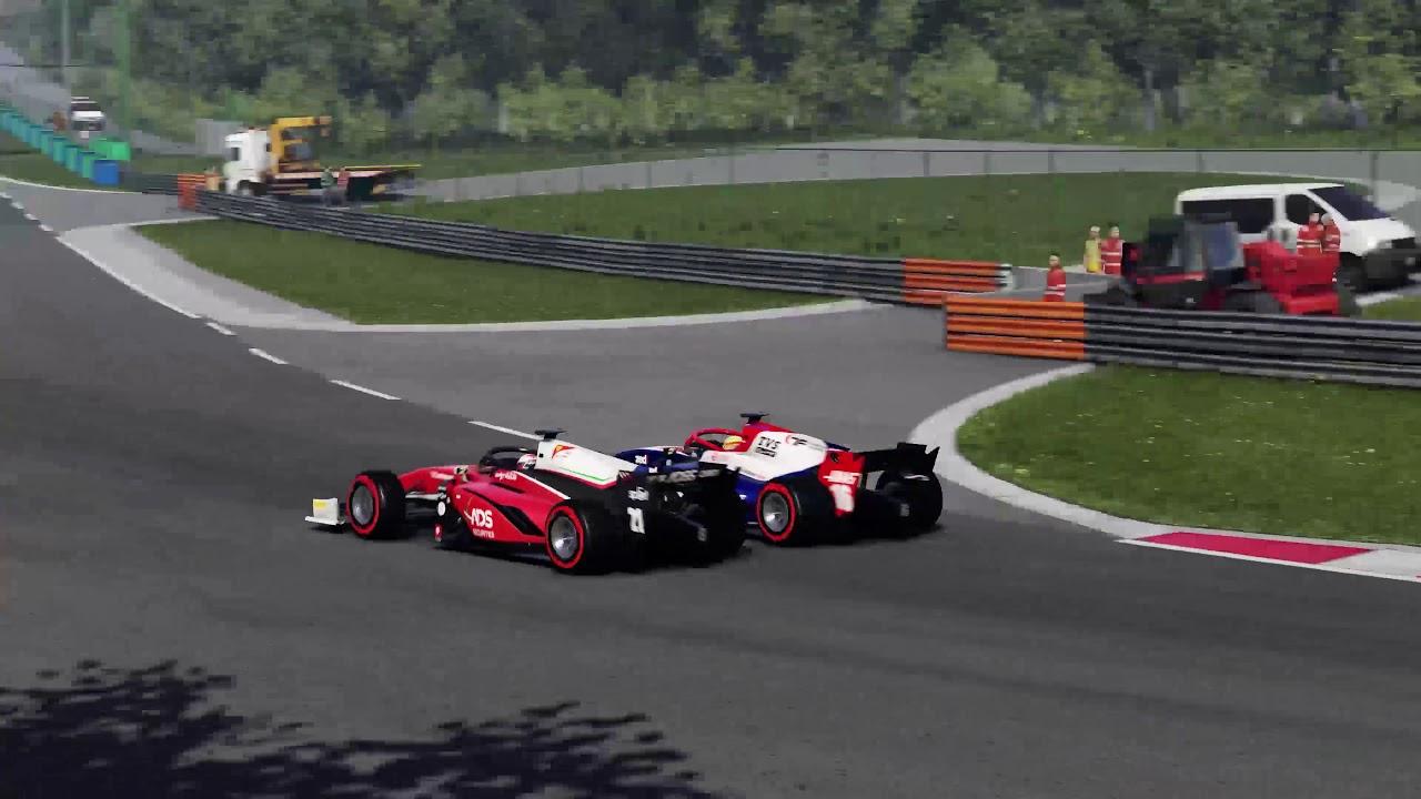 【公式】『F1 2019』 最新ゲーム映像 ATTRACT (75秒)