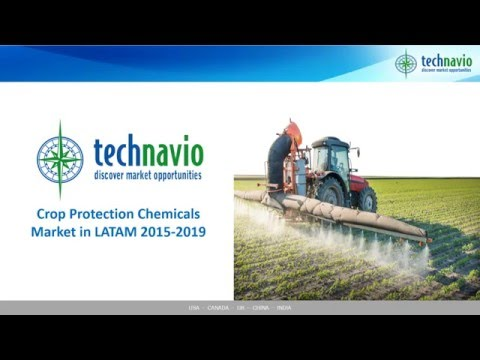Crop Protection Chemicals Market in LATAM 2015-2019