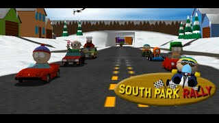 South Park Rally: Championship Mode