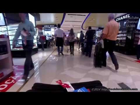 Dazzling Dubai Airport T3 | Stunning Duty Free | Lovely Business Class Lounge | 777-300 | EK261 #1