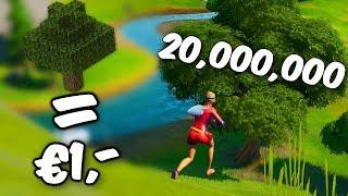 1 Boom = 1 Euro Doneren! - (20.000.000 Bomen Planten!)