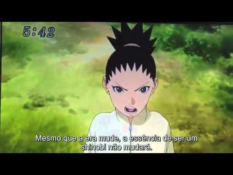 Boruto: Naruto The Movie  - 2° Trailer Legendado PT-BR (HDCAM)