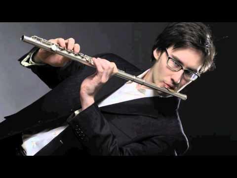 Boris Bizjak, Prokofiev Flute Sonata, 1st mvt