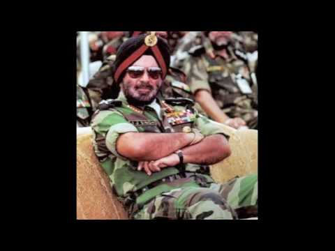 23 Generals of The Mighty Indian Army