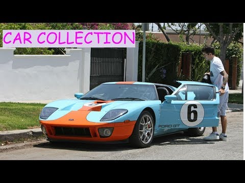 John Mayer Car Collection