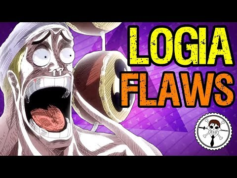 LOGIA Fruit Weaknesses: One Piece Discussion