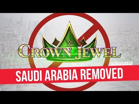 WWE Removed References To Saudi Arabia On Their Website