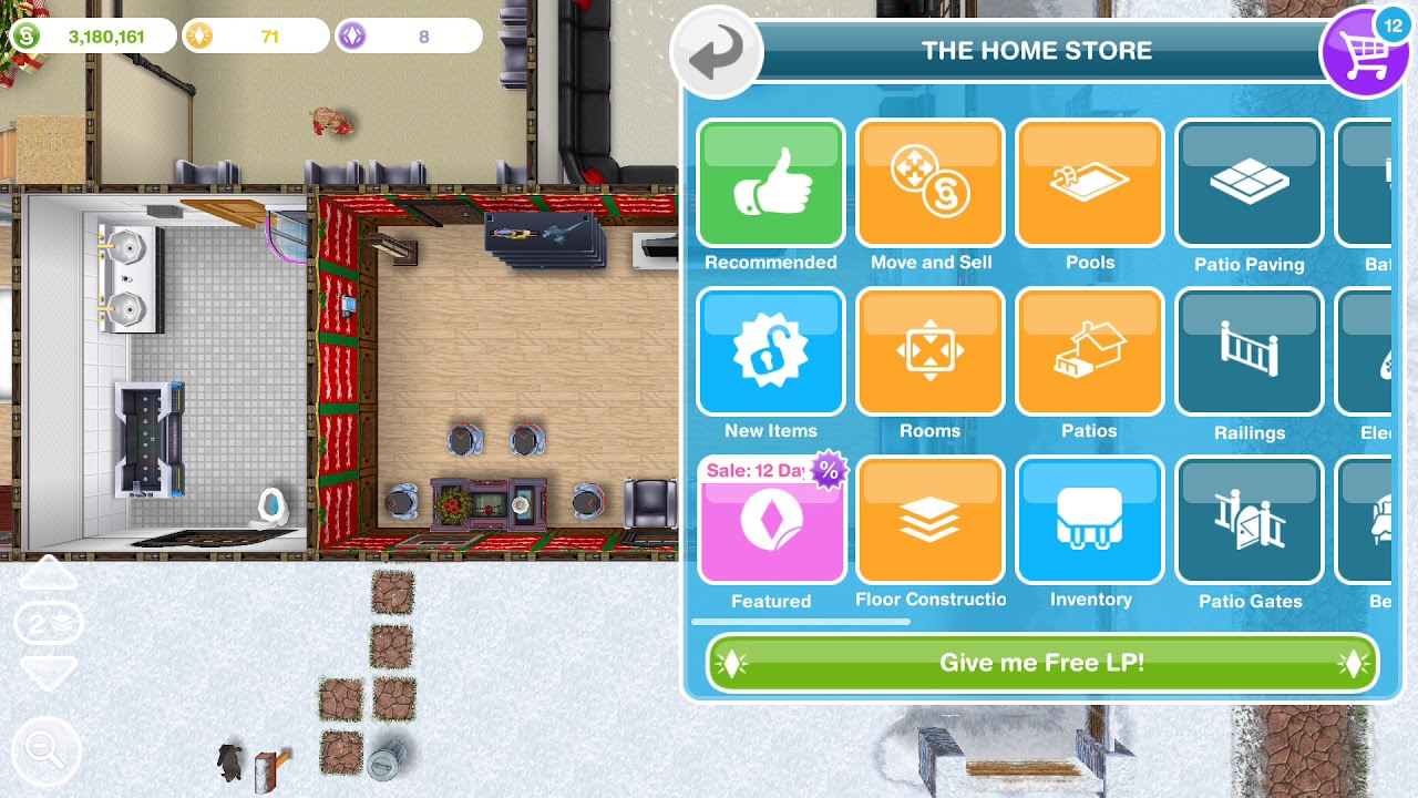 How To Find Xmas Christmas Candle On Sims Freeplay Christmast Season 2017