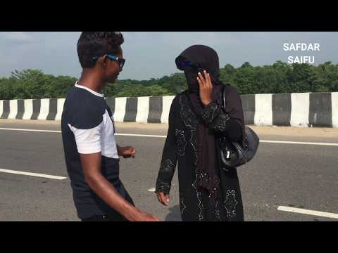 Mere Rashke Qamar - Most Funny Video | मेरे रिक्शे पे चढ़ - Funny Video | Safdar Saifu