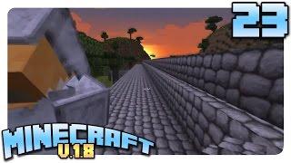 Minecraft |v1.8| : Ein Bisschen Stein muss sein #23 [GERMAN/DEUTSCH]