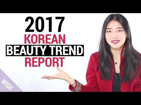 Korean Beauty Trends 2017 | 5 Keywords from Self Styling to Smart Multi Beauty Items | Wishtrend