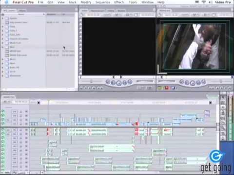Final cut pro 7 tutorial | 101 | complete tutorial video | 1hr.