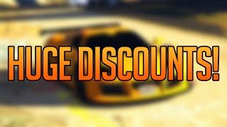 GTA 5 Online - MASSIVE BLACK FRIDAY DISCOUNTS, Easy Money & RP & More! (GTA 5 Online News)