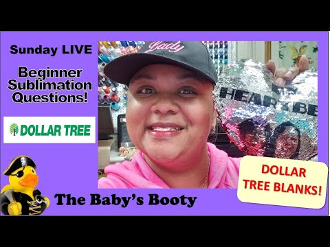 Dollar Tree Sublimation Blanks! CHEAP Sublimation Blanks!
