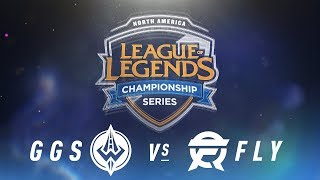 Video GGS vs. FLY - Week 2 Day 1 | NA LCS Spring Split | Golden Guardians vs. Flyquest (2018) download MP3, 3GP, MP4, WEBM, AVI, FLV Juni 2018