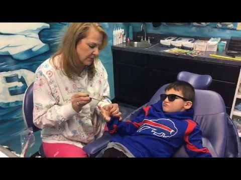 Calming Children's Dental Fears: Facebook Live Broadcast from Just 4 Me Pediatric Dentistry