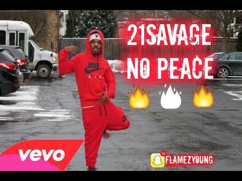 21 Savage - No Peace