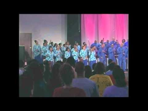 "Chicago Mass Choir- ""I Love Him"""