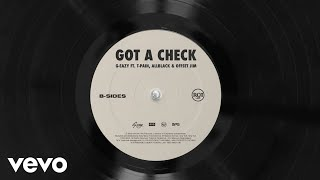 G-Eazy - Got A Check (Audio) ft. T-Pain, ALLBLACK, Offset Jim
