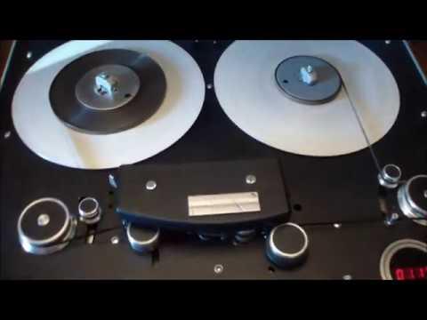 Краткий обзор студийного магнитофона Mechlabor STM-610