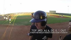 Apache Junction vs. Desert Christian Baseball Highlights