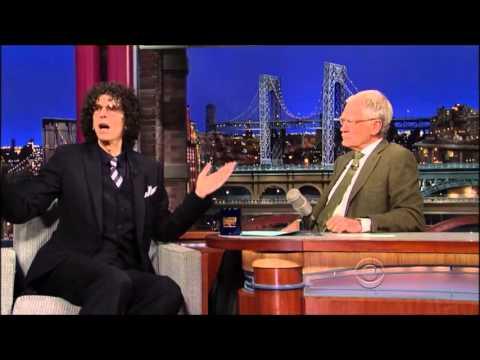 Howard Stern on Letterman vs. Leno