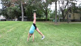Why do kids lİke doing cartwheels?