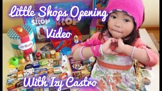 Little Shops NEW WORLD Opening Video! With IZY
