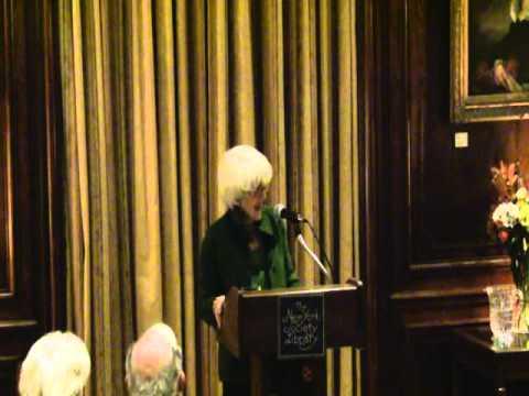 "NYSL: Elizabeth Barlow Rogers on ""Writing the Garden"""
