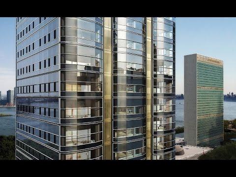 曼哈顿新天际线之联合国广场50号 50 UN Plaza 安家纽约 LivingInNY