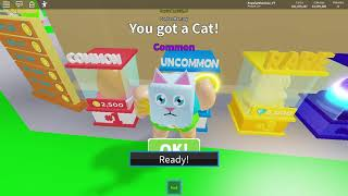 ROBLOX OMNOM SIMULATOR IS *SO* MUCH FUN!! (OmNom Sim Part 2)