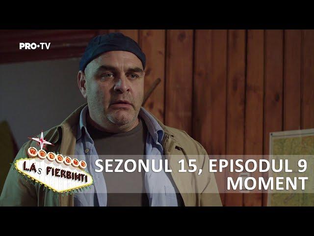 Las Fierbinti - SEZ. 15, EP. 9 - Rață vrea loc de parcare sub cireș
