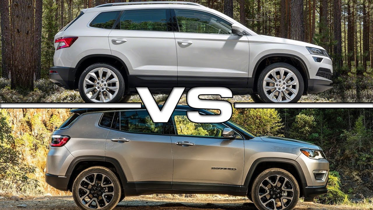 מדהים 2018 Skoda Karoq vs 2017 Jeep Compass - YouTube MB-47